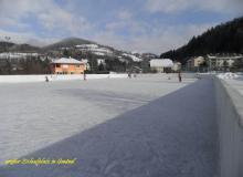 Eislaufplatz in Gmünd