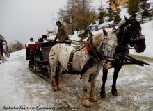 Kutschenfahrt zu Pritzhütte