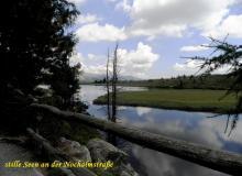kleiner See an der Nockalmstrasse