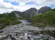 zwischen Franz-Fischer und Jakoberhütte
