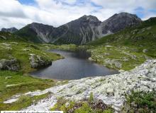 Wanderung von der Franz-Fischerhütte zur Jakoberhütte