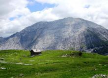 Wanderung von Hütte zu Hütte im Lungau