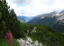 Wanderweg zur Jakoberhütte im Lungau