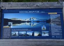 Beschreibung Hochalmspitze