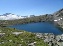 die Seen am Wanderweg Kleinelendtal