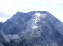 Berge im Lungau Salzburgerland