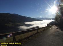 das Liesertal im Nebel