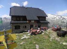 Kattowitzerhütte am Hafneraufstieg
