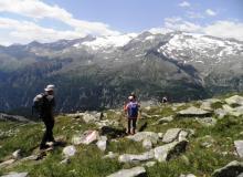 Wanderung durchs Kleinelendtal